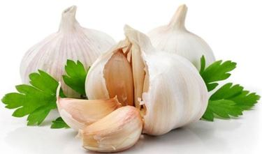 Photo of Garlic decoction