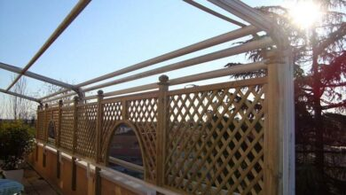 Photo of Wooden grills