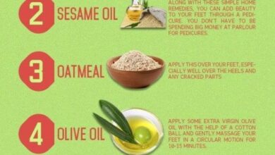 Photo of Home remedies for cracked and dry heels
