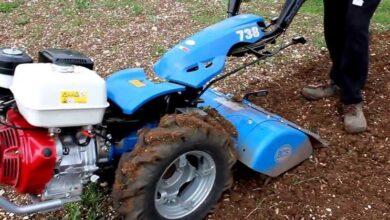 Photo of Bcs two-wheel tractors