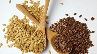 Photo of Flaxseed decoction