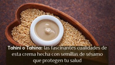 Photo of Tahini or Tahina: benefits of its consumption and how to do it